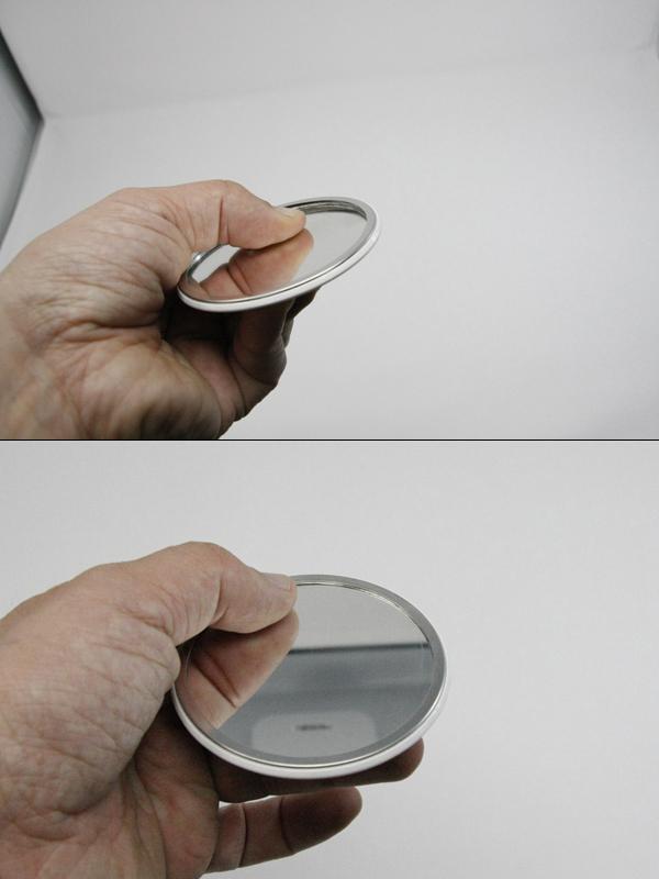 缶ミラーの他社との比較